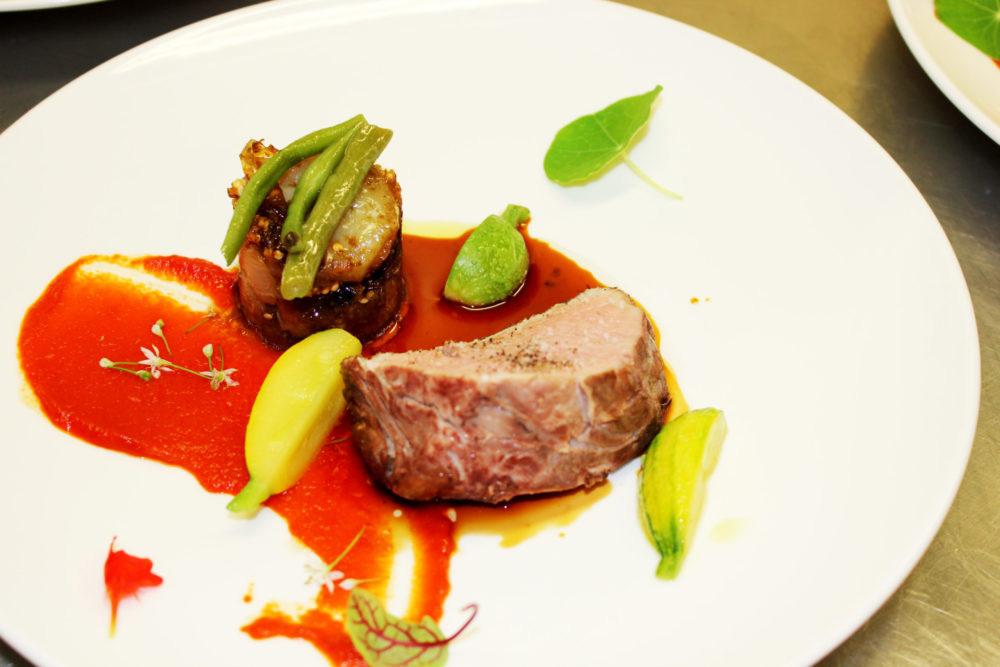 Restaurant gastronomique Toulouse - Le Mas de Dardagna