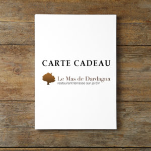 Accord Mets et vins - Carte Cadeau Mas de Dardagna
